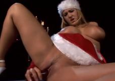 POV Christmas sex